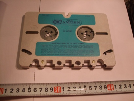 +++  1958.a.c.  caseta   RCA Sound Tape Cartridge - 4-piste/tracks