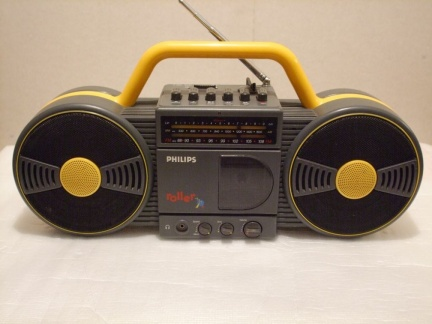 ++  1986.f. Philips WD800 The Roller