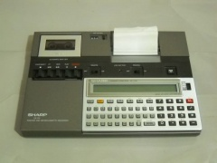 ++  1982.c.  Sharp CE-125
