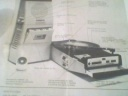 ++  1972.h,c. National SG-100 = world's first & smallest portable 3 in 1 system