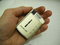 +++ 1982.e. Olympus L400 - smallest (micro)cassette recorder ever