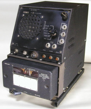 +++ ca. 1944.a.  RD-11B/GNQ-1 - military wire recorder/reproducer unit