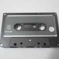 +++ 1963 a.c. Philips EL 1903 - first compact-cassette(TM)  model