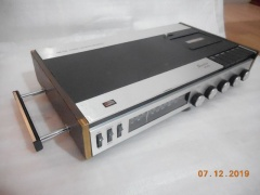 ++ 1971(?).f.  Norelco 3170 - first Philips (USA) stereo portable radiorecorder