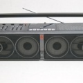 "+  1985.c.  Philips D8349  Cubooster - sample of ""boombox"""