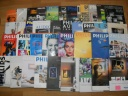Philips official annual catalogs 1962-2010